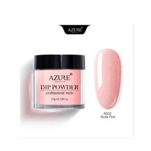 Nude pink dip powder